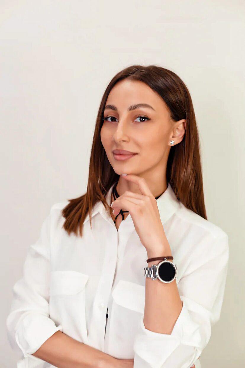Кристина Дзулаева